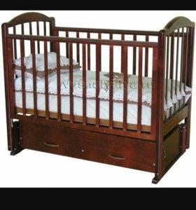 """Детская кроватка """"можга"""""""
