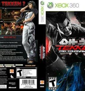 Tekken xbox 360 лицензия