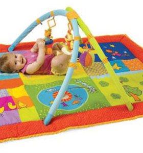 Развивающий коврик taf toys.