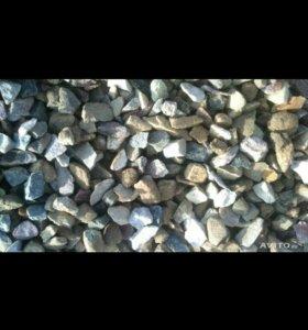 Песок, щебень, торф