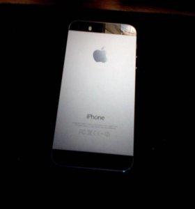 Продам айфон 5s хорошее состояние цена ДОГОВОРНАЯ