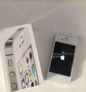 Продам iPhone 4s на 16gb