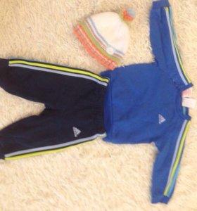 Спортивный костюм, джинсы