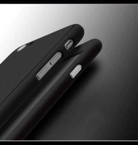 Чехол для iphone 6-6s 360 градусов черный