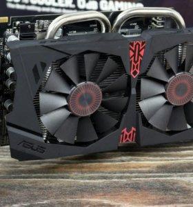 Видеокарта Radeon r7 370 4GB