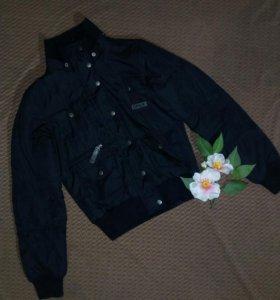 Куртка на тонком синтепоне