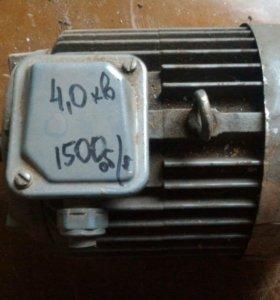 Электродвигатели б/у .