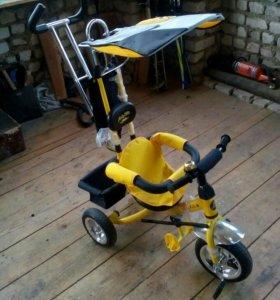 Велосипед Moby Kids Космо