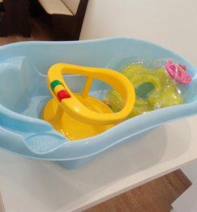 Всё для купания вашего малыша