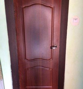 Двери межкомнатные с коробками