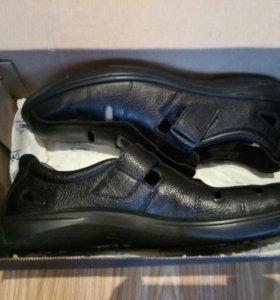 Летние дышащие туфли