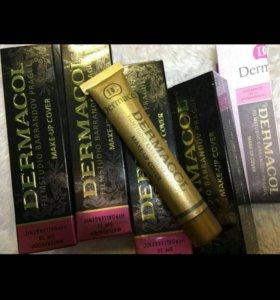 Тональный крем корректор Dermacol