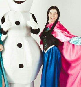детский праздник в Екатеринбурге с аниматором