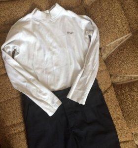 Водолазка и брюки