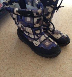Обувь на слякоть,подойдёт на зиму