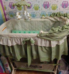 Кроватка люлька (колыбель)