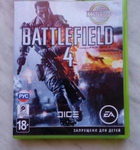 Продаю игру Battelfield 4 в отличном состояние