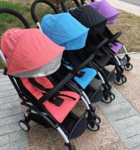 Новая прогулочная детская коляска