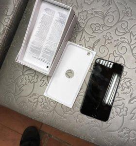 Новый iPhone 6+ silver