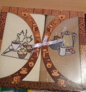 Подарочные наборы кухонных полотенец