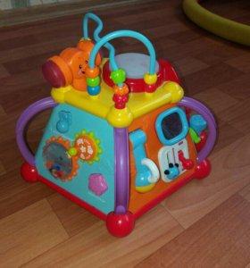 Детская многофункциональная игрушка