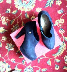 Обувь, ботильоны