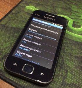 Телефон Samsung Galaxy Ace Duas S6802