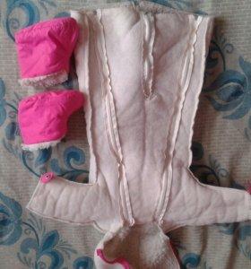 Комбинезон конверт  детский трансформер