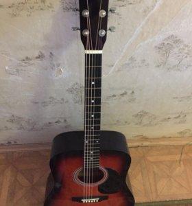 Акустическая гитара 🎸