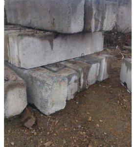 Фундаментные блоки 500