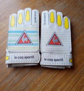 Футбольные перчатки (детские)