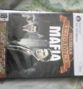 Продам диск mafia 2 новый.
