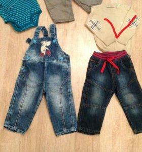 Одежда на мальчика 1-2гг