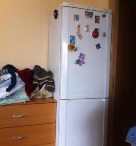 Холодильник система No Frost в рабочем состоянии