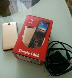 Телефон F500