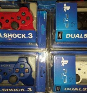 Новые джойстики PS3, Геймпады PS3, Dualshock 3