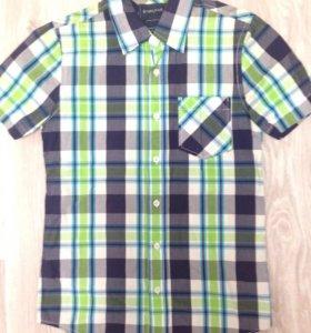 Рубашка клетчатая XS Gloria Jeans