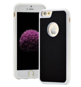 Чехол iPhone 6 белый антигравитационный