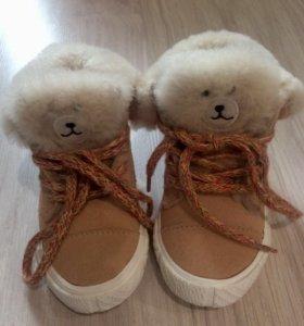 Новые ботиночки Zara