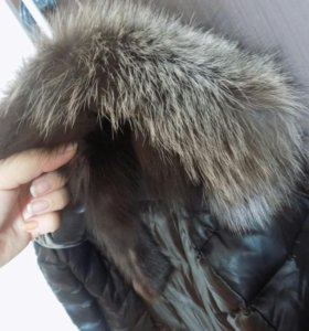Пуховики и куртка