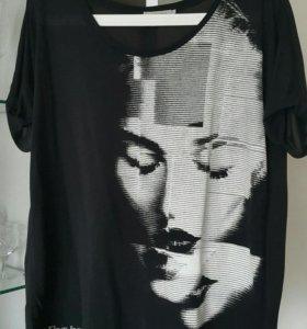 Блузка футболка Celvin Klein, M