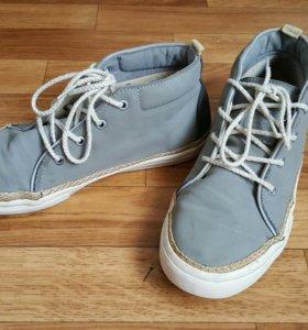 Ботинки ZARA для мальчика 36-36,5 рр демисезон