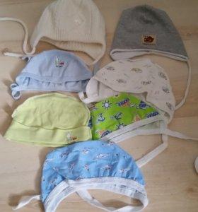 Вещи пакетом для мальчика р56-74