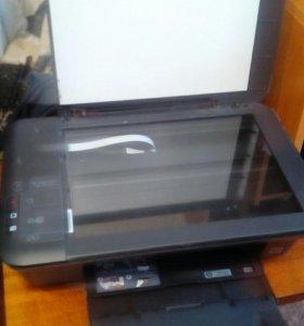 Принтер+сканер НР Deskjet 2050