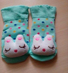 Новые носочки-пинетки!