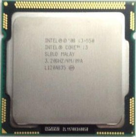 Intel Core i3 550 3.2 Ghz,