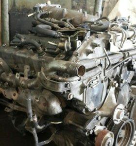 Мотор vq30det