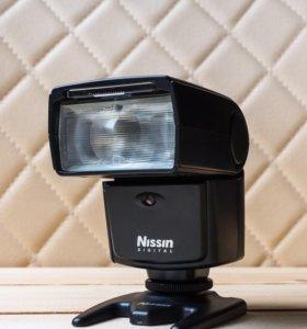 Вспышка Nissin Di466 для Nikon