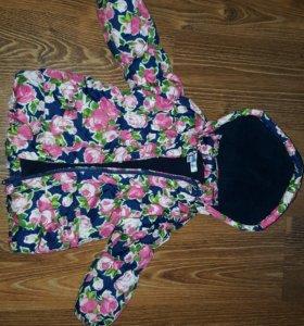 Куртка размер 80