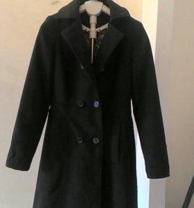 Пальто zolla новое